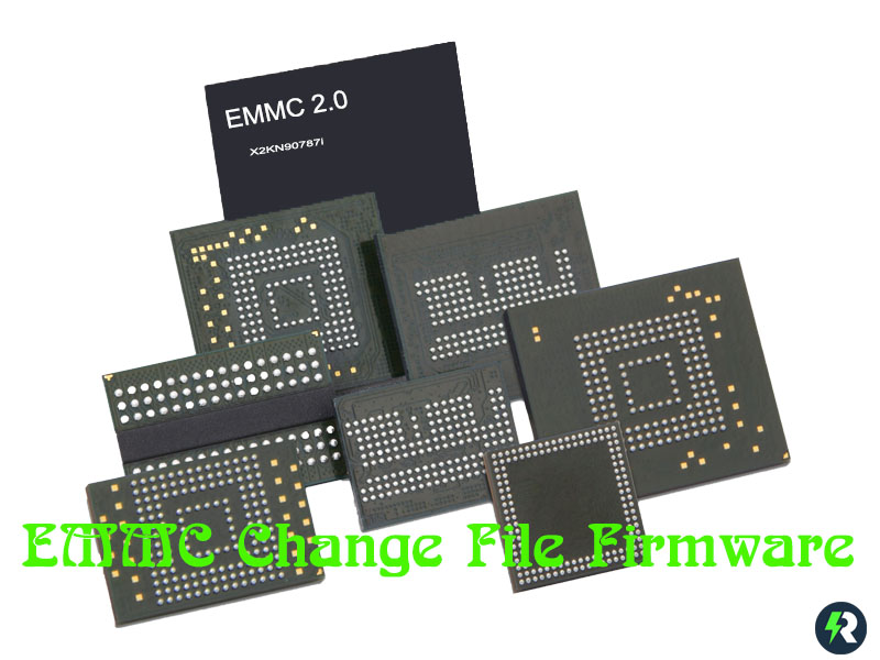 all details about emmc change file firmware